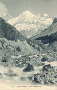 Switzerland Oeschenbach und Blümlisalp 02.88