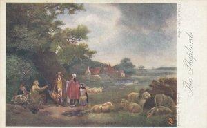 The Shepherd , 1900-1910s ; TUCK 2719