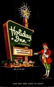 North Carolina Wilson Holiday Inn