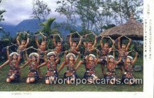 Fiji, Fijian Bamboo Dance  Bamboo Dance