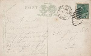 PORT STANLEY , Ontario , Canada , 1913 ; Bridge Street