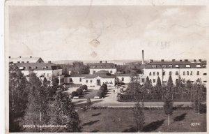 RP: BODEN , Sweden , 1946 ; Garnlsonssjukhusel