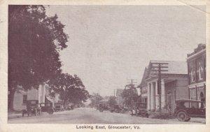GLOUCESTER , Virginia , 00-10s ; Main Street , Looking East
