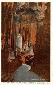 Virginia Caverns Of Luray Saracen's Tent