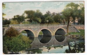 Readville, Mass, Paul Bridge