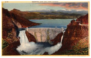 Arizona Roosevelt Dam