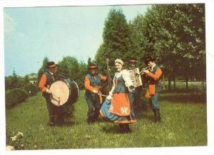 Polish Band & Dancer, Zespot Piesni i Tanca, Towarzystwa mitosnikow Kujaw w R...