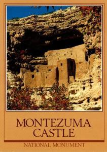 Arizona Montezuma Castle National Monument