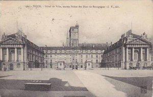 France Dijon Hotel de Ville ancien Palais des Ducs de Bourgogne 1915