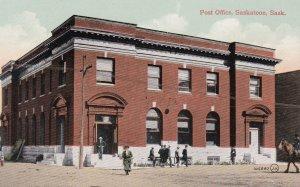 SASKATOON , Saskatchewan , Canada , 00-10s ; Post Office