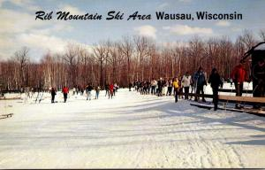 Wisconsin Wausau Rib Mountain Ski Area