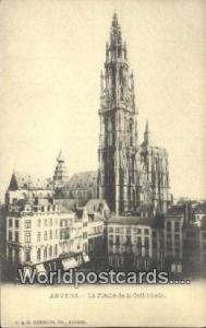 Anvers, Belgium, België, la Belgique, Belgien La Fleche de la Cathedral  La ...