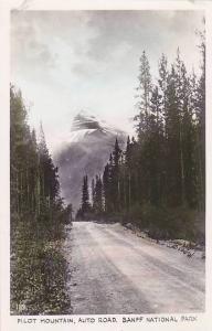 RP, Pilot Mountain, Auto Road, Banff National Park, Alberta, Canada, 1920-1940s