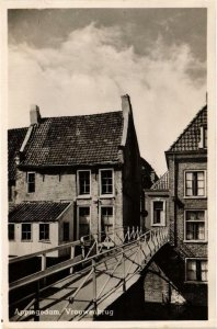 CPA APPINGEDAM Vrouwenbrug NETHERLANDS (705927)