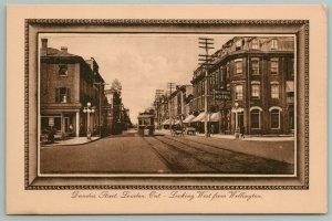 London ONT~Dundas Street Trolley~Wolf & Sons~Metropolitan Hotel~Pool Hall~TUCK