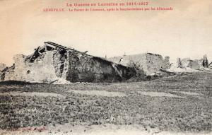 Military WW1 La Guerre en Lorraine 1914-1917 01.33