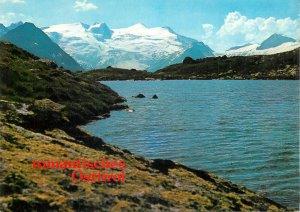 Postcard Austira romantisches osttirol mountain view grunsee osttirol