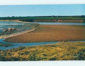 Unused Pre-1980 VIEW FROM THE TIDE VIEW MOTEL Truro Nova Scotia NS B0801