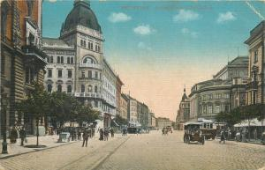 Hungary pre 1920s BUDAPEST 1913