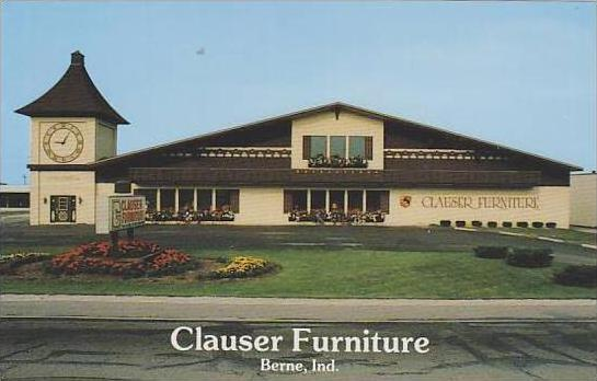 Indiana Berne Clauser Furniture