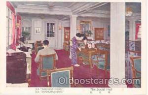 Nagasaki-Maru, NYK Shipping Ship Postcard Postcards Unused