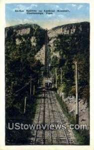 Incline Railway Up Lookout Mountain - Chattanooga, Tennessee