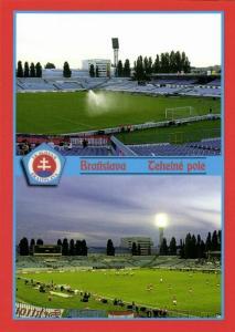 slovakia, BRATISLAVA, Tehelné pole (2005) Stadium Postcard