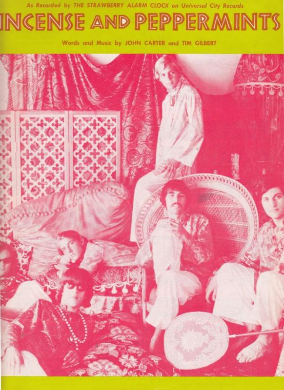 The Strawberry Alarm Clock Incense & Peppermints XL Sheet Music