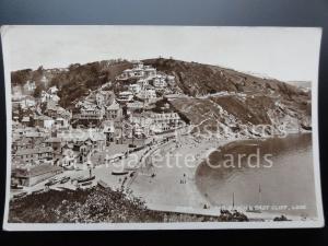 Old RP Cornwall: Looe, The Beach & East Cliff