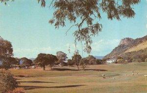 SOUTH MOLLE ISLAND, NQ Australia   SPION KOP & GOLF COURSE~1st Green  Postcard