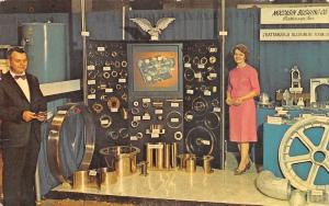 Chattanooga Tennessee~Moccasin Bushing Co Display~Tri-State Industrial Expo~1964