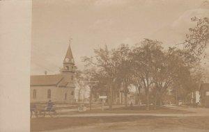 RP; ALFRED , Maine , 1907 ; Main Street