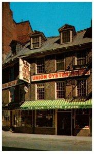 Massachusetts Boston ,  Union Oyster House