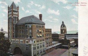TORONTO, Ontario, Canada, 1900-1910s; Union Station