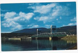 Okanagan Lake Bridge, Kelowna, British Columbia, Canada, 40´s-60´s