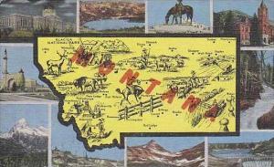 Montana Montana State