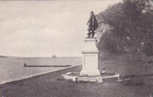 Virginia Jamestown Island Monument To Captain John Of Virginia 1608 Albertype