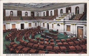Senate Chamber U S Capitol  Washington D C