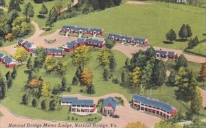 Natural Bridge Motor Lodge Natural Bridge Virginia