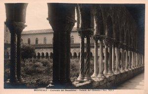 Convento dei Benedittini,Monreale,Italy BIN
