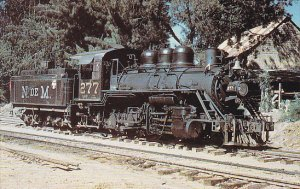 Ferrocarriles Nacionales de Mexico Class G-030 Consolidation 2-8-0 Baldwin Lo...