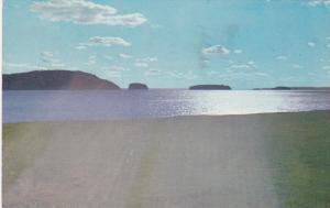 Sunset , Five Islands , PARRSBORO , Nova Scotia , Canada , PU-1966