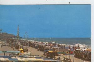 Postal 007225 : Torremolinos, playa de la gloria
