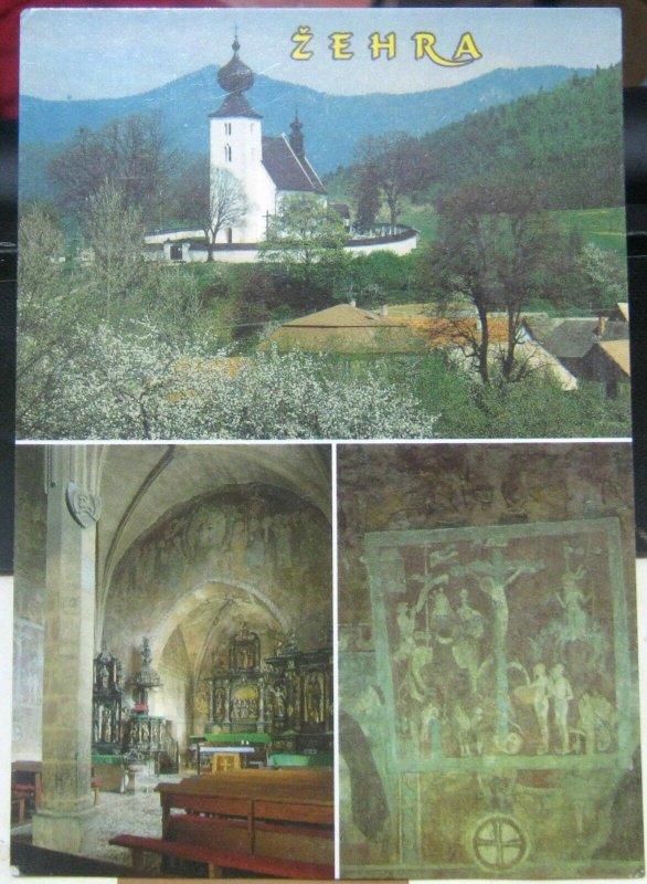 Slovakia Ranogoticky Kostol sv. Ducha v Zehre z Roku 1275 - unposted