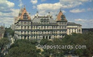 Albany, New York, NY State Capital USA 1952