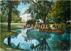 Modern Postcard Epernay (Marne) Garden City Hotel