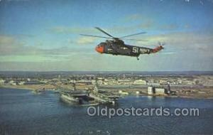 Quonest Point Naval Air Station Military Postcard Postcards  Quonest Point Na...