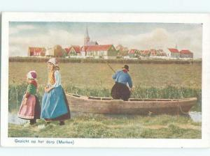 Divided-Back CHILDREN SCENE Great Postcard AA5653