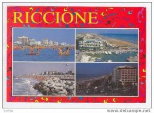 Riccione, Italy, PU 1995, 4-view