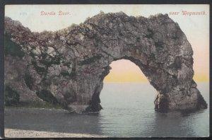 Dorset Postcard - Durdle Door, Near Weymouth    HM161